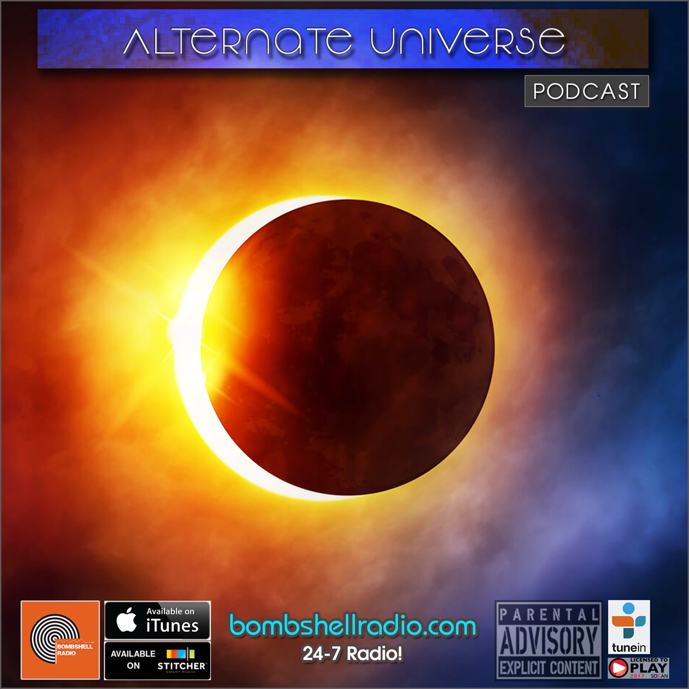 alternative universe 5 bombshell radio