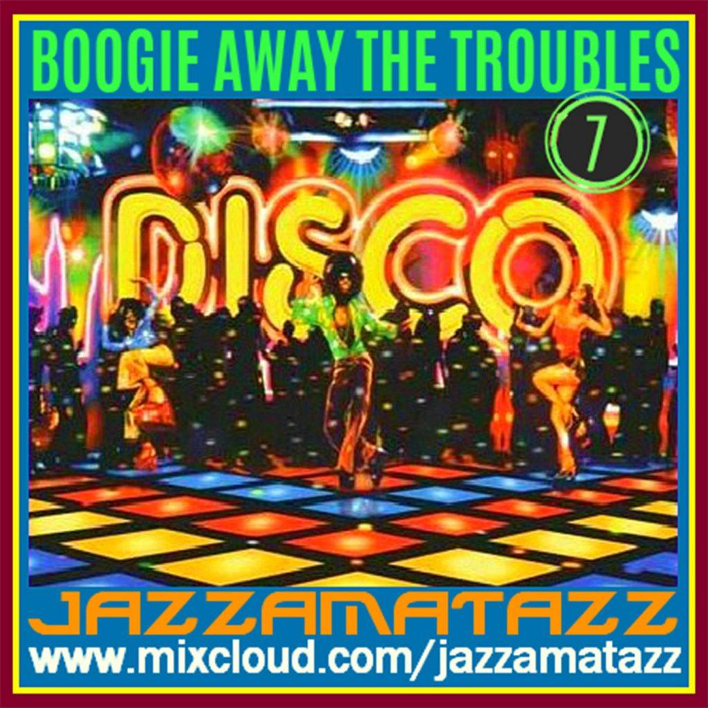 Disco Soul Groove Pop Boogie 70s 80s Classics Oldies Retro Party Jazzamatazz Bombshellradio