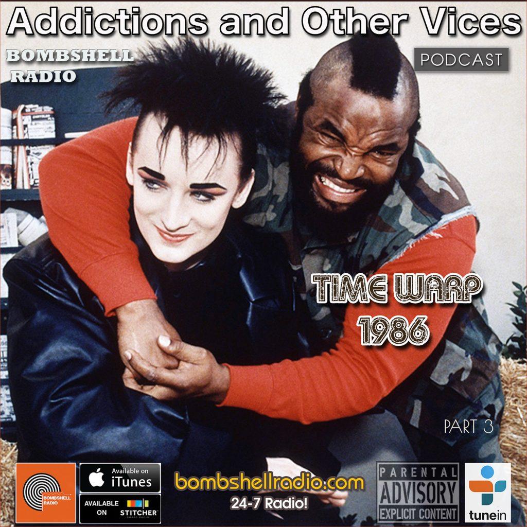 Rock #Classics #AddictionsPodcast #Timewarp #Pop #80s #Radio
