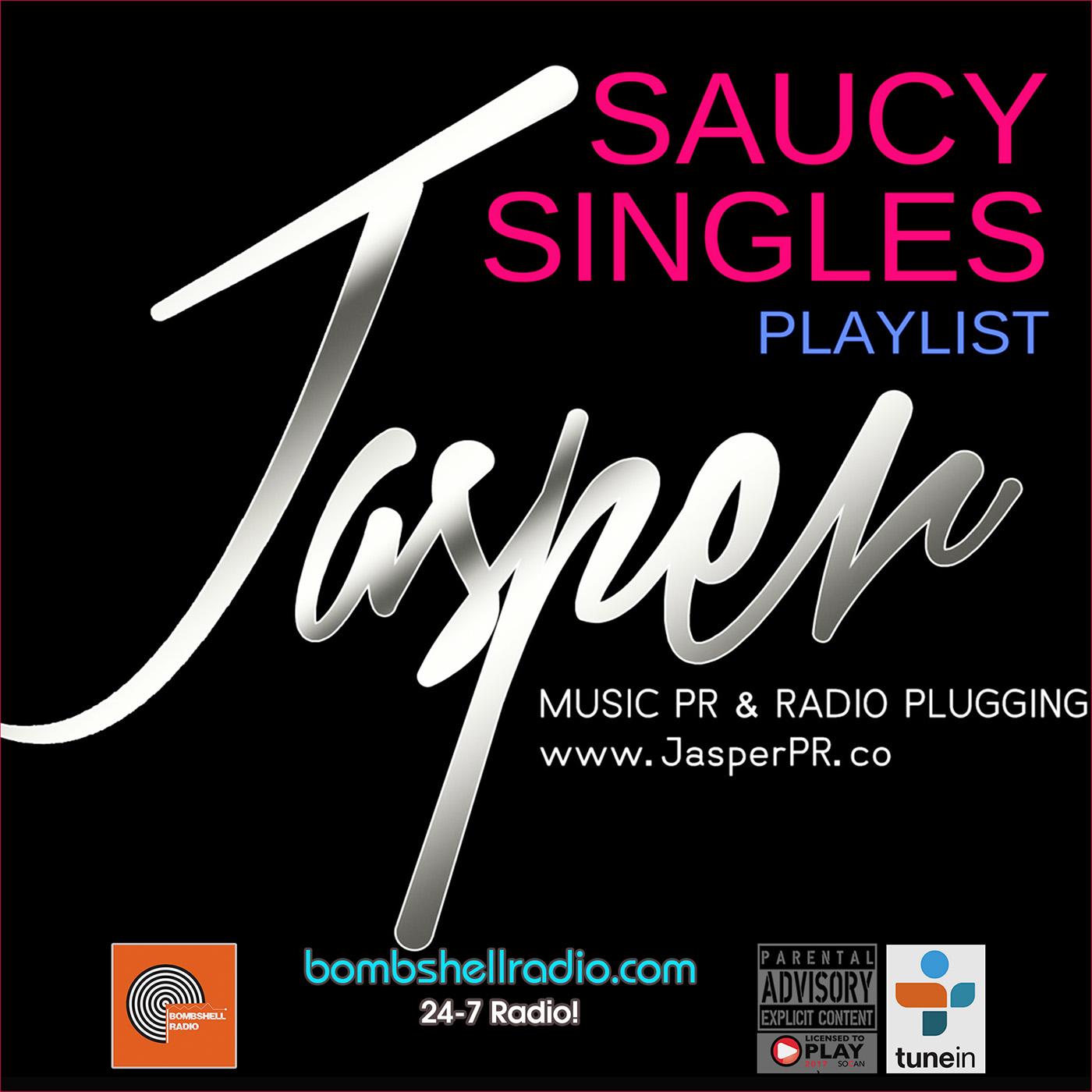 bombshell radio guest mix jasper pr saucy singles 002 bombshell