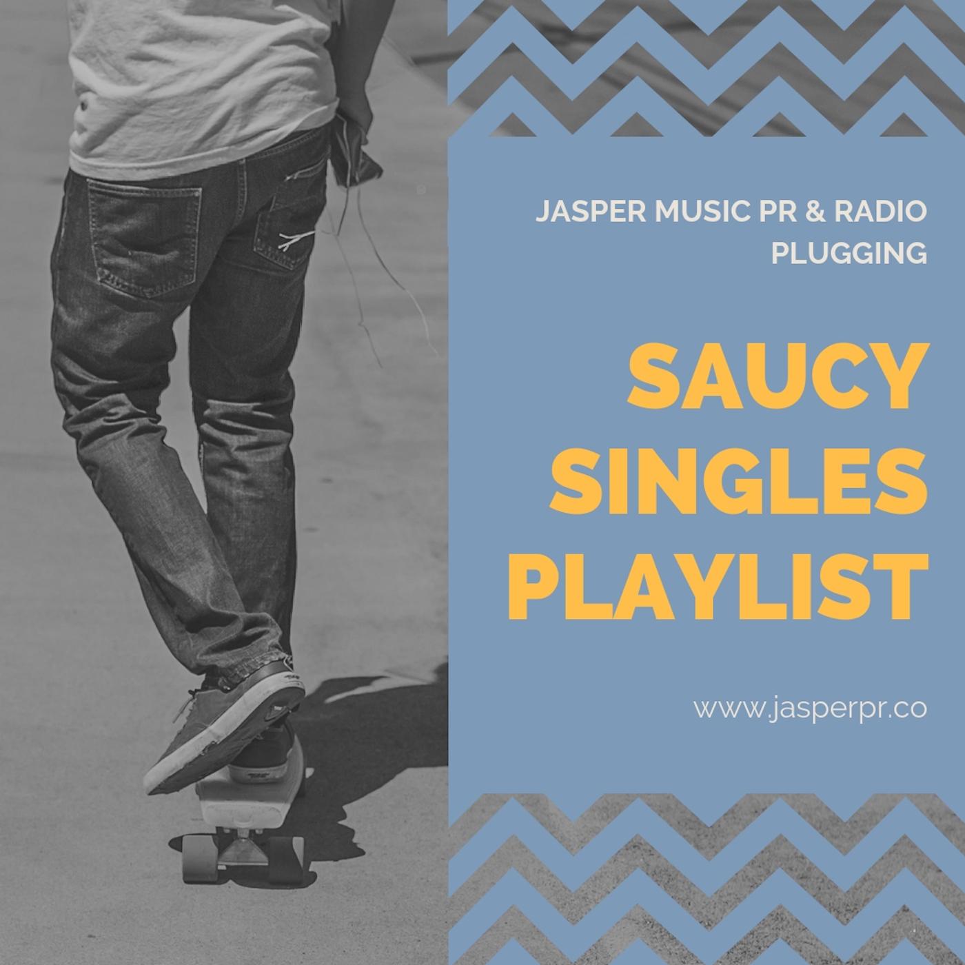 saucy singles 003 bombshell radio