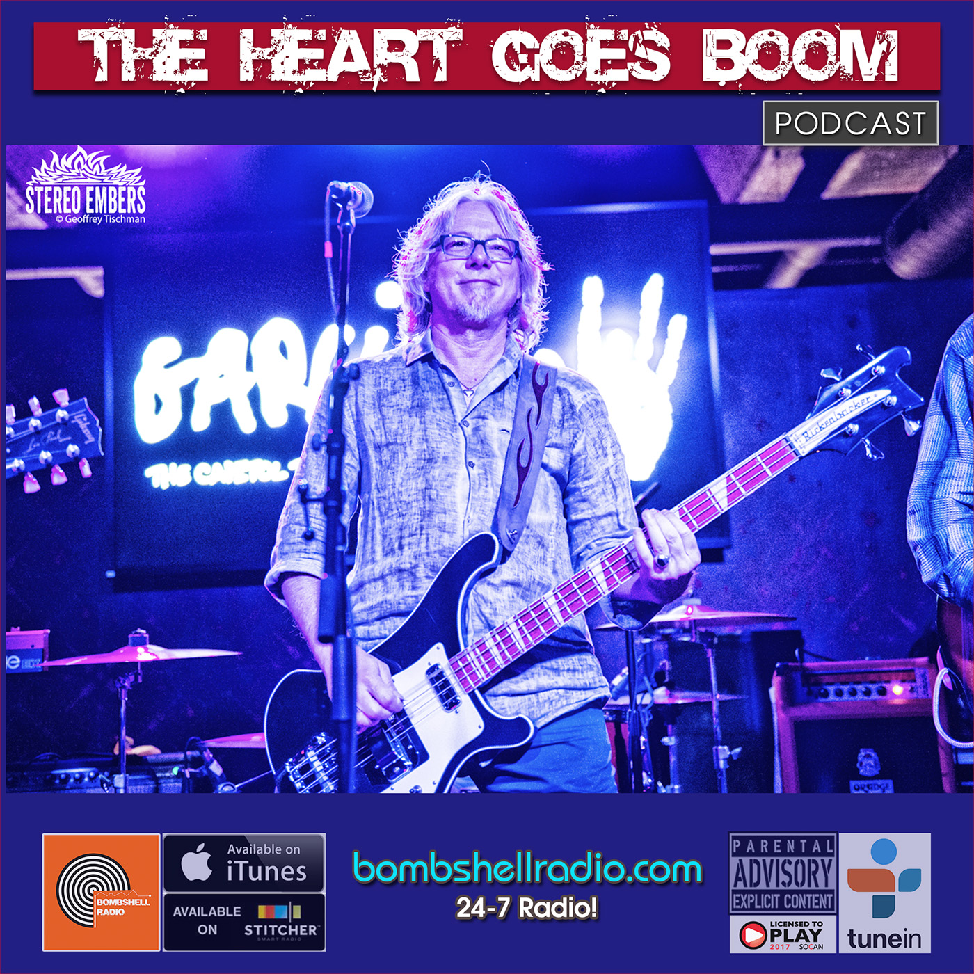 The Heart Goes Boom 115 – THGB 001115 – Bombshell Radio