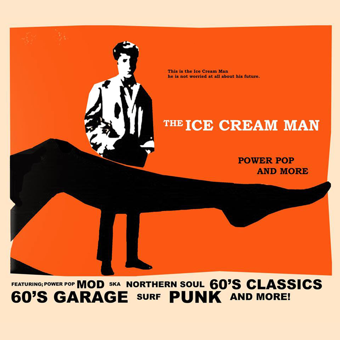 Ice Cream Man Power Pop And More #310 – Bombshell Radio
